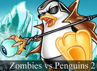 Zombies vs Penguins 2: Arctic Armageddon!