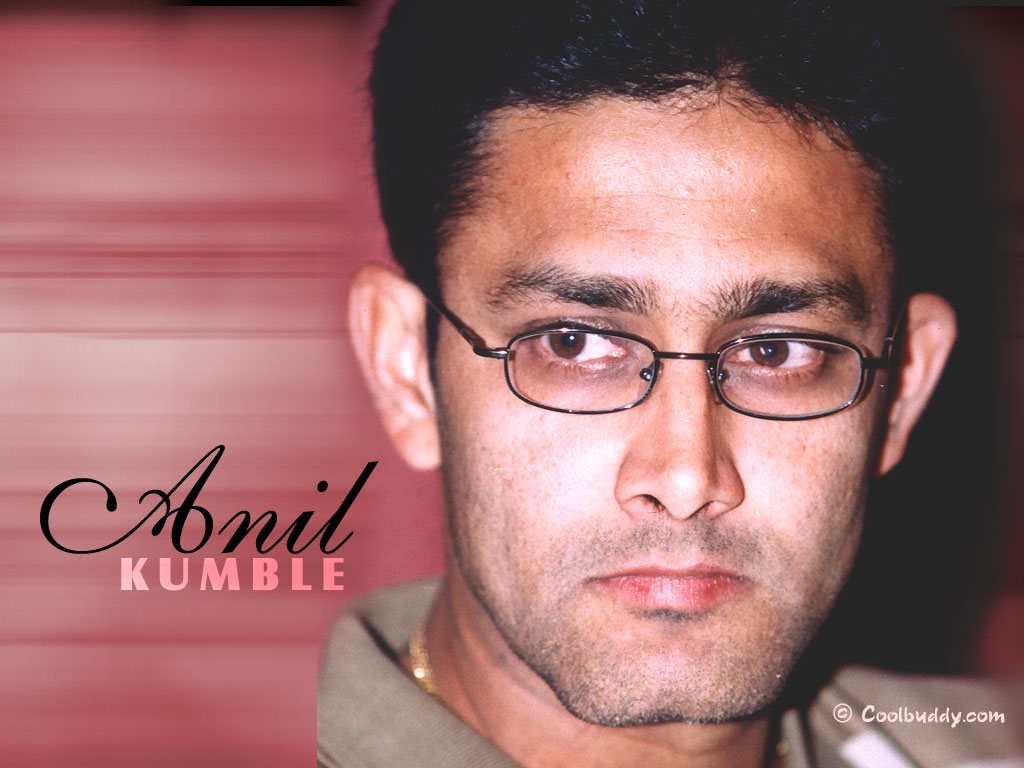 Anil Kumble Wallpapers Cricket Wallpapers Anil Kumble Photos Anil