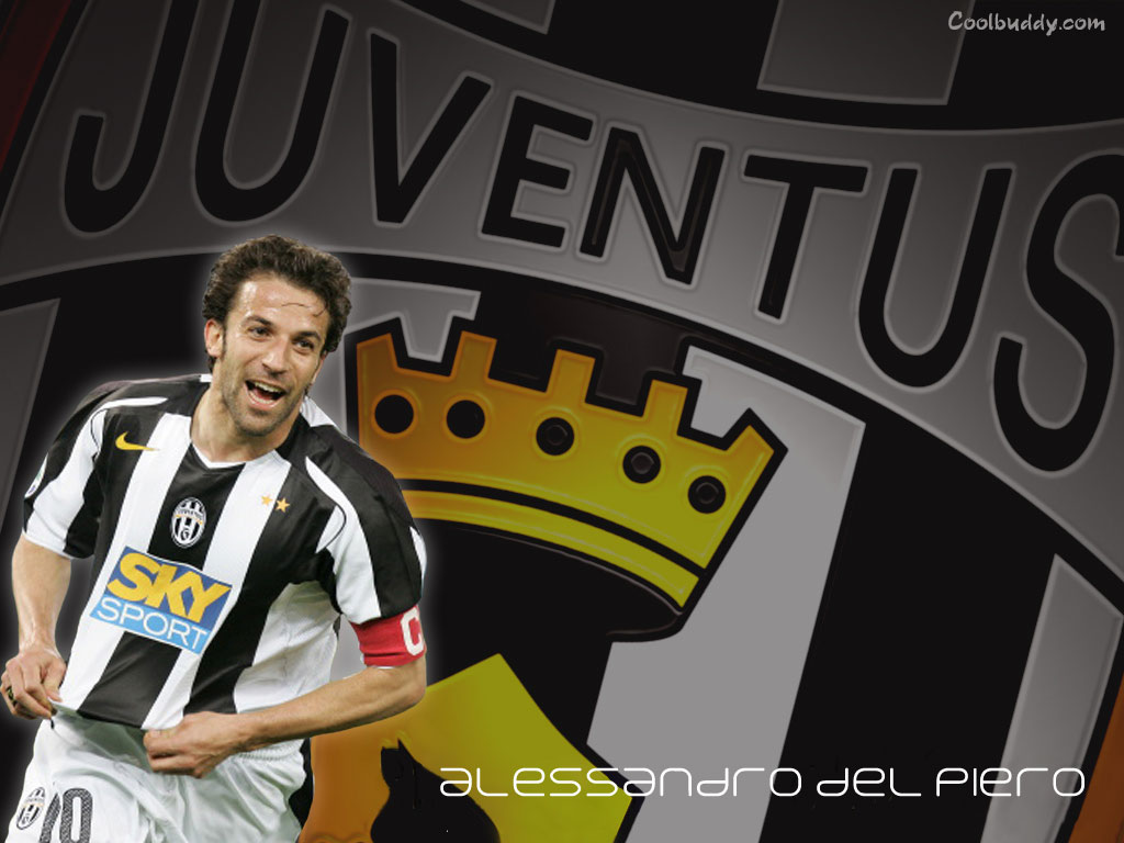 Alessandro Del Piero Wallpapers Soccer Wallpapers