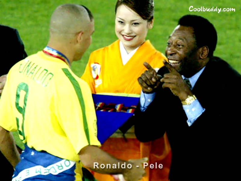 Ronaldo Wallpapers Brazil Soccer Wallpapersronaldorivaldo
