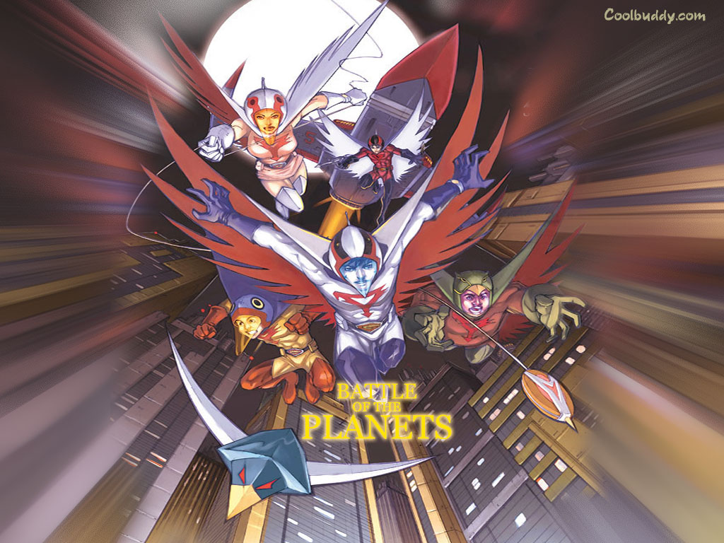 g4 the battle of planets - photo #31